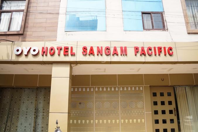 Hotel Sangam Pacific Zirakpur Chandigarh - Banquet Hall