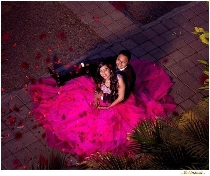 Dreamy Pre-Wedding Shoot