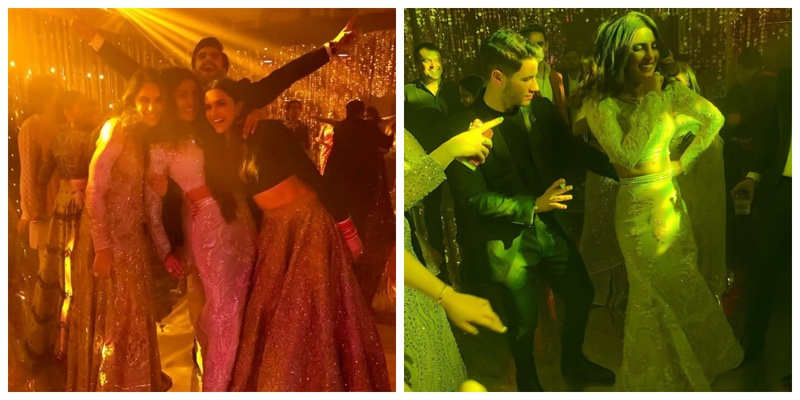 All the Exclusive Videos with celebs going crazy in Priyanka Chopra and Nick Jonas' Bollywood Reception!