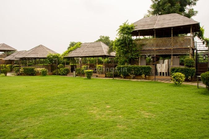 Kansar Garden Restaurant, Gandhinagar- Outdoor Wedding venues in Gandhinagar