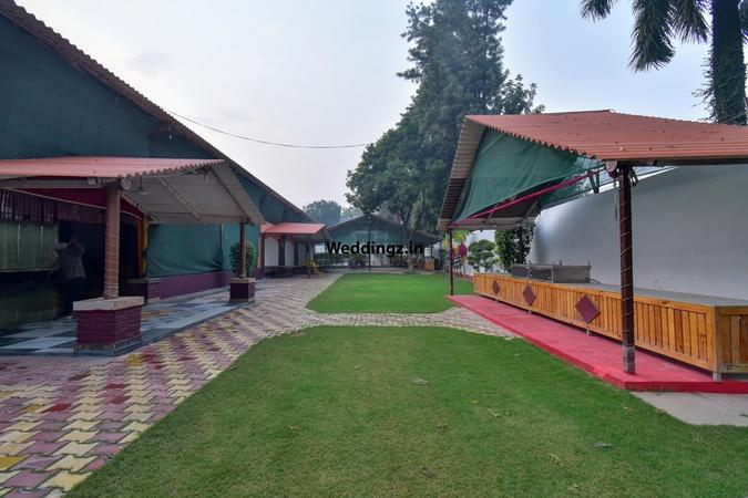 Heavens Garden Ganga Nagar Meerut - Banquet Hall