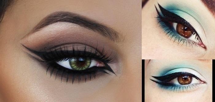 Double-Winged Eyeliner