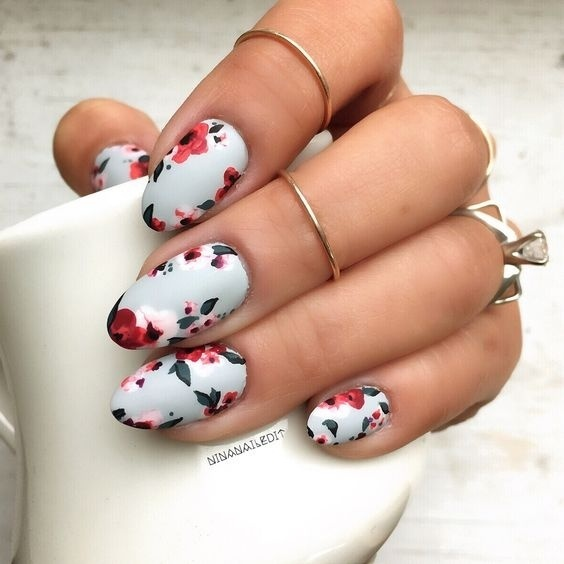 10 Easy And Gorgeous Wedding Nail Art Design Ideas For The Indian