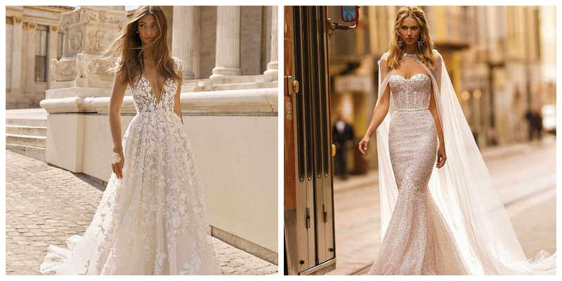 A-line Wedding Gown vs Mermaid Wedding Gown: What to Pick!