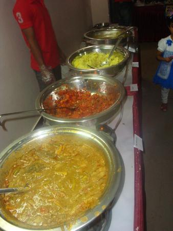 Tony's Kiosk Catering Services | Bangalore | Caterers