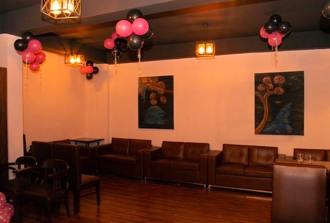 Chefsville Restaurant and Cafe Dwarka Delhi - Banquet Hall