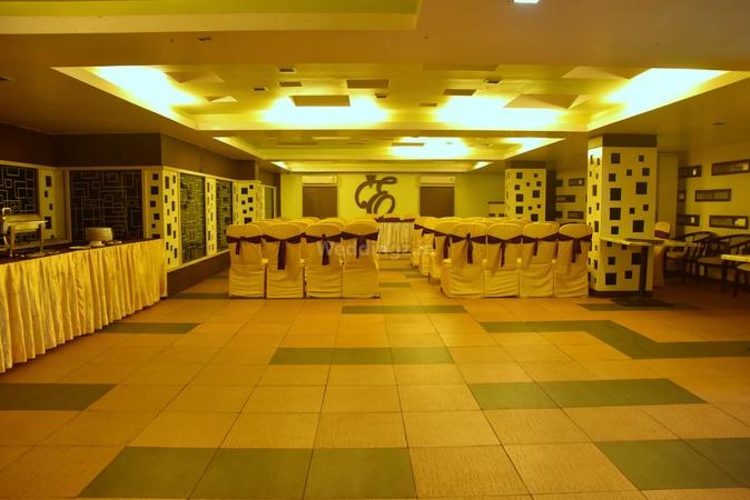 Hotel Emerald Hinoo Ranchi - Banquet Hall