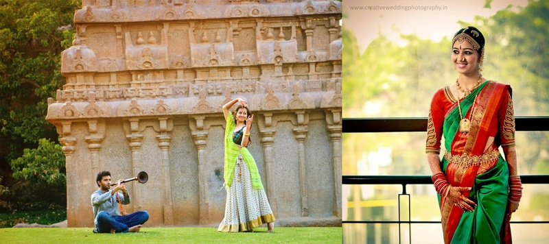 Abhinav  & Janani Mumbai : Exquisite South-Indian Wedding with Loads of Tradition and Style