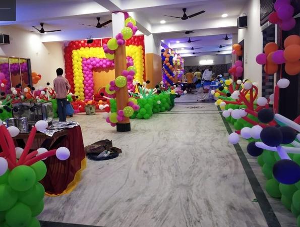 Galaxy Ceremony Hall Kanchrapara Kolkata - Banquet Hall