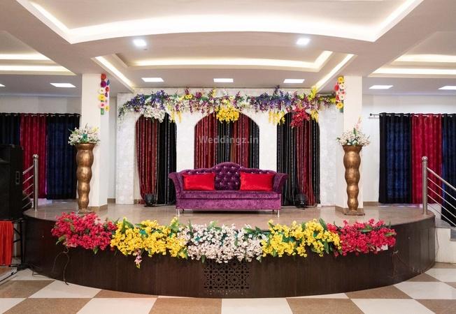 Hotel CSFC Hamidia Road Bhopal - Banquet Hall