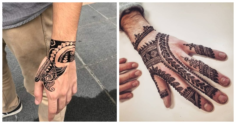 20 Boys Mehndi Design for Grooms that are Anything but Basic