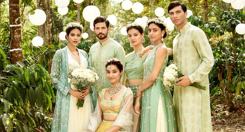 Anita Dongre's latest Songs Of Summer Collection is everything a bride needs this summer!