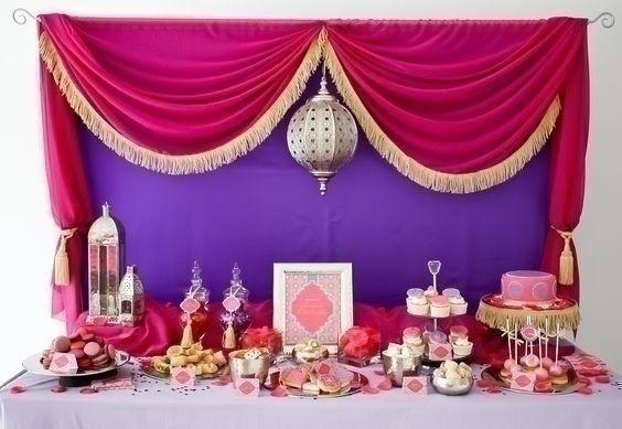 Wedding Food Corner