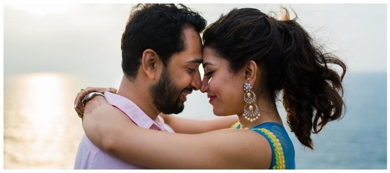 Dhvanil & Priyanka Kovalam : Beach, bunch of buddies and a whole lot of fun- this couple had a dreamy destination wedding!
