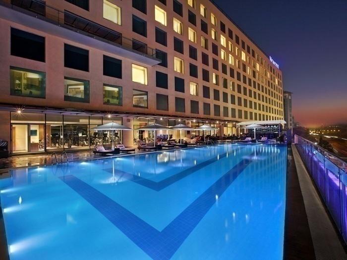 Hotel Pune- Novotel Pune Nagar Road