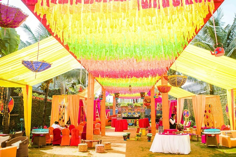 Wedding lawns in Chandigarh to Plan the Perfect Outdoor Wedding