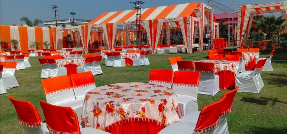 Rawat Farm House Jogiwala Dehradun - Banquet Hall