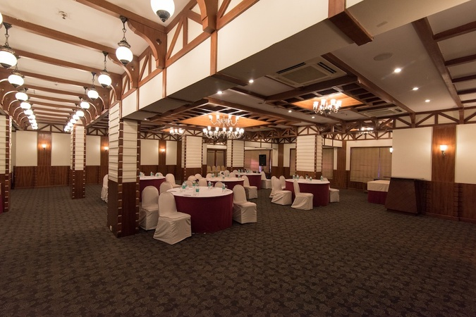 Sai Vishram Electronic City Bangalore - Banquet Hall