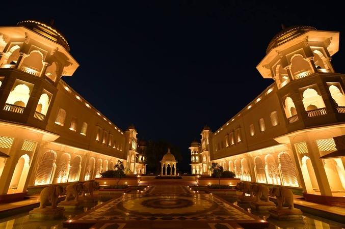 Gulmohar Garden Kukas Jaipur - Banquet Hall