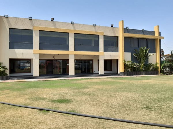 Shri Sanwariya Resorts Rajendra Nagar Indore - Banquet Hall