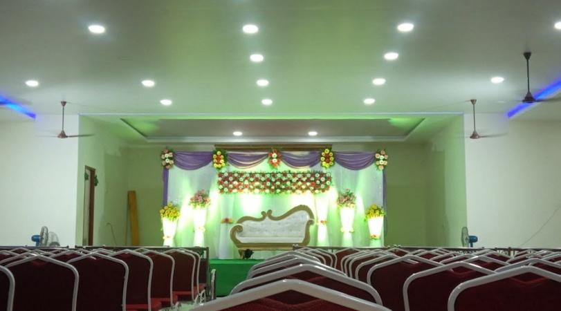 Sri Padmavathi Kalyana Mandapam AS Rao Nagar Hyderabad - Banquet Hall
