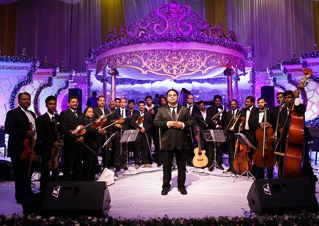 The Wedding Symphony Orchestra | Hyderabad | Variety Arts