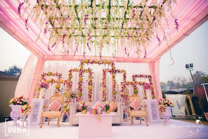 Bougainvilla Design Pvt. Ltd. | Delhi | Wedding Planners