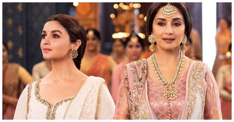 Madhuri Dixit and Alia Bhatt's new song is going to be a chartbuster this wedding season!