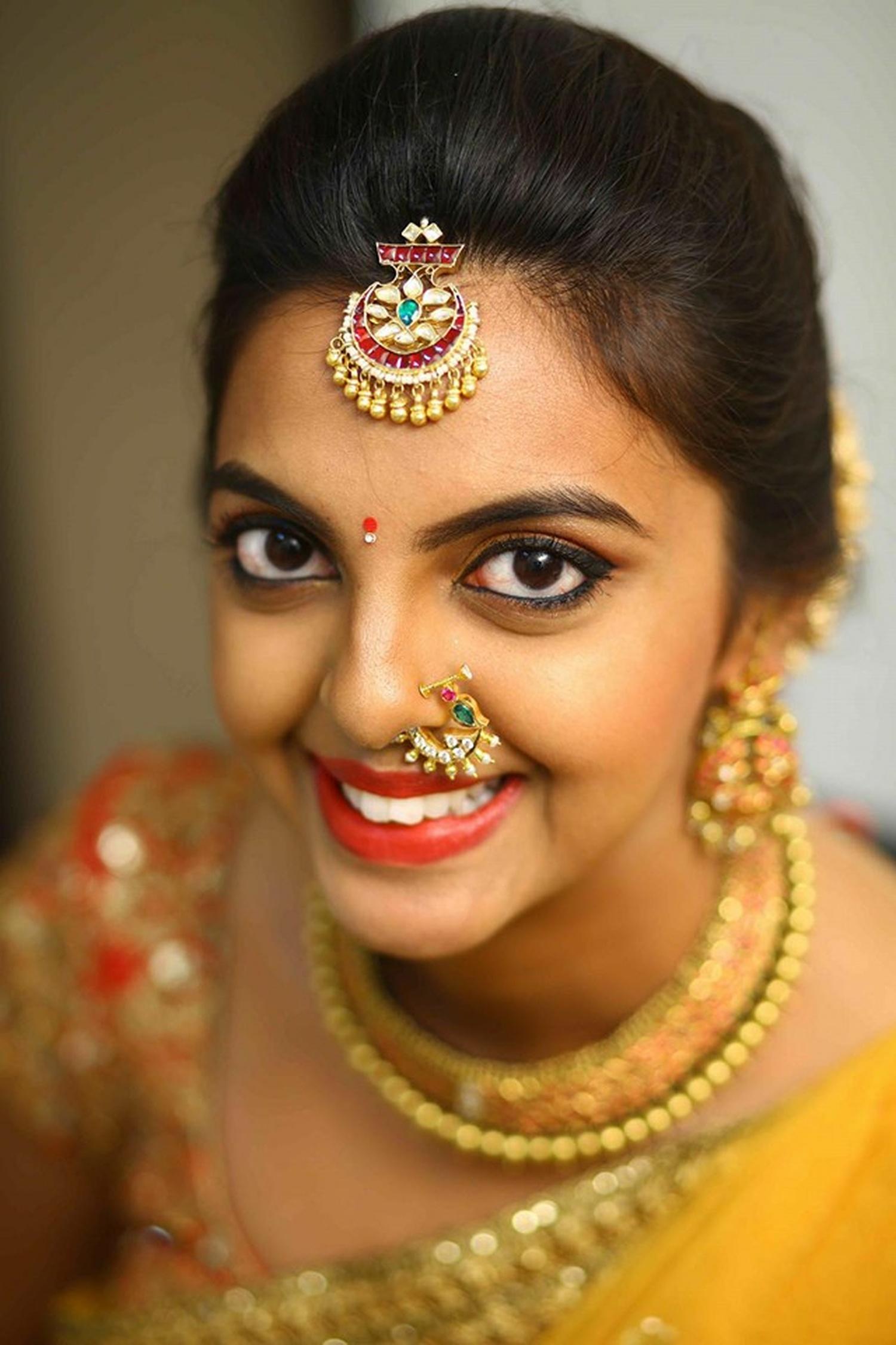 Makeup Artist Corina Ciobanu: Manasa Makeup Artist, Bridal Makeup Artist In Hyderabad