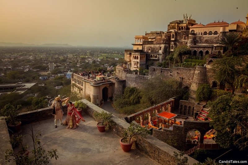 10 Palace Wedding Venues in India to Royally Tie The Knot!