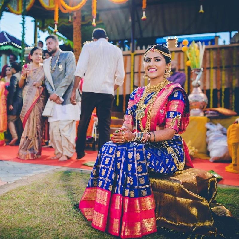 20 Pattu Saree Latest Trends For South Indian Brides Bridal Wear Wedding Blog