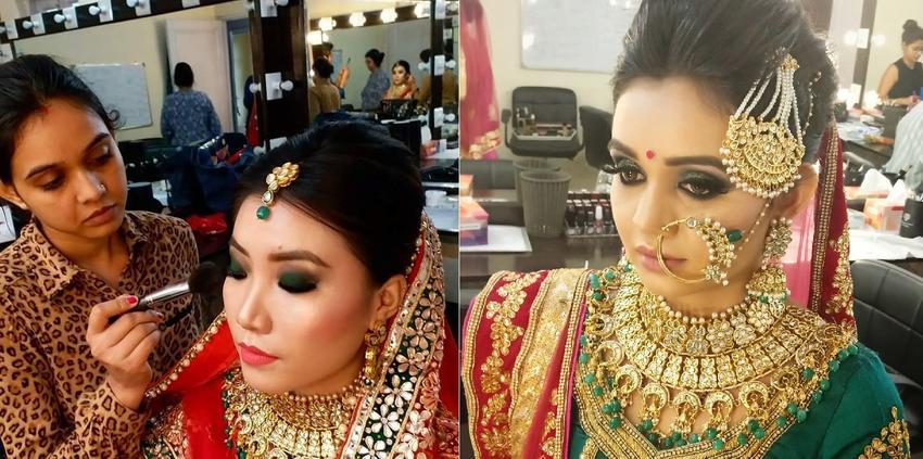Rups Makeover and Freelancer | Delhi | Makeup Artists