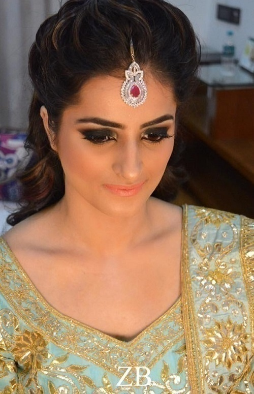 Hair and Makeup by Zareen Bala