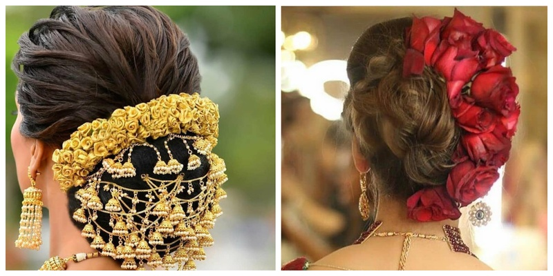 10 Bridal Bun Hairstyles for every kind of bride!