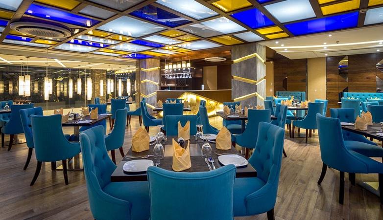 Hotel Saffron Crest, Siliguri - Large Party Halls in Siliguri