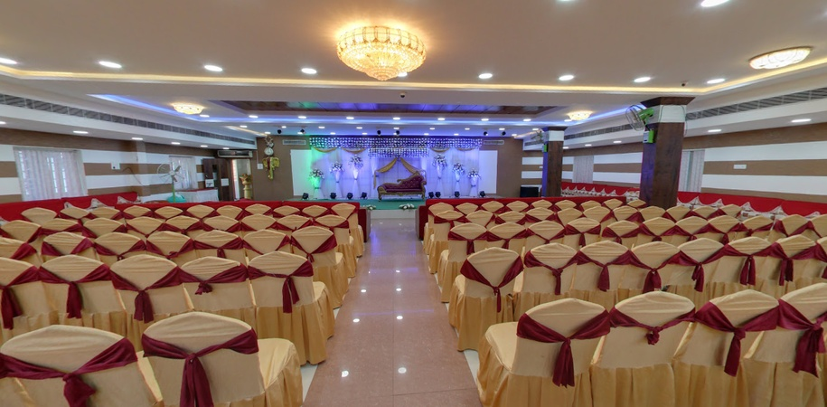 YP Grand Banquet and Conference Hall B N Reddy Nagar Hyderabad - Banquet Hall