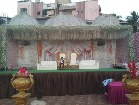 Madni Baug Marriage Hall Jogeshwari Mumbai - Wedding Lawn