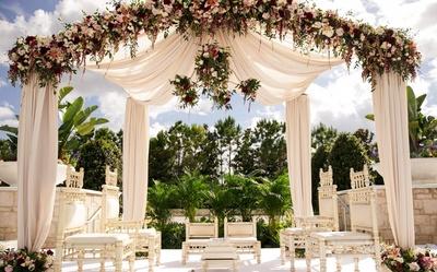 Outdoor Wedding Venues in Thaltej, Ahmedabad for a Romantic Alfresco Ceremony
