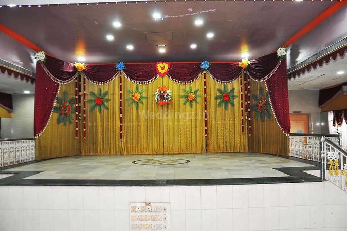 JMS Paradise Hall Royapuram Chennai - Banquet Hall
