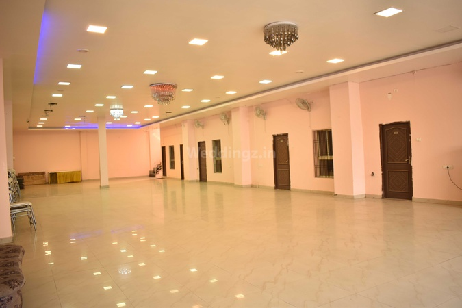 Shri Krishna Hotel And Banquet Luxa Road Varanasi - Banquet Hall