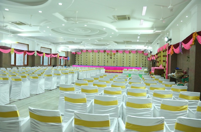 Shree Hall T Nagar Chennai - Banquet Hall
