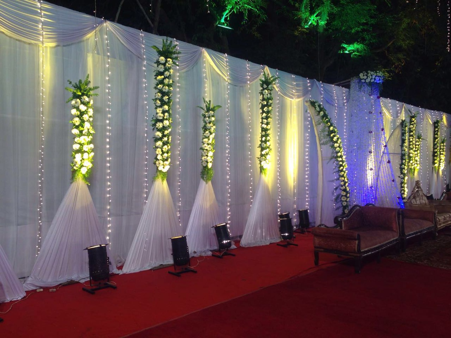 Dharmesh decorators wedding decorator in mumbai weddingz overview junglespirit Gallery