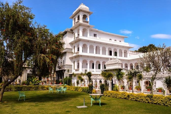 Amet Haveli Ambamata Udaipur - Banquet Hall