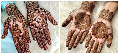 10 Intricate Mehendi Designs for Bridesmaids