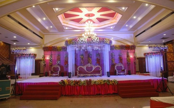 Bajaber Function Palace Yakutpura Hyderabad - Banquet Hall