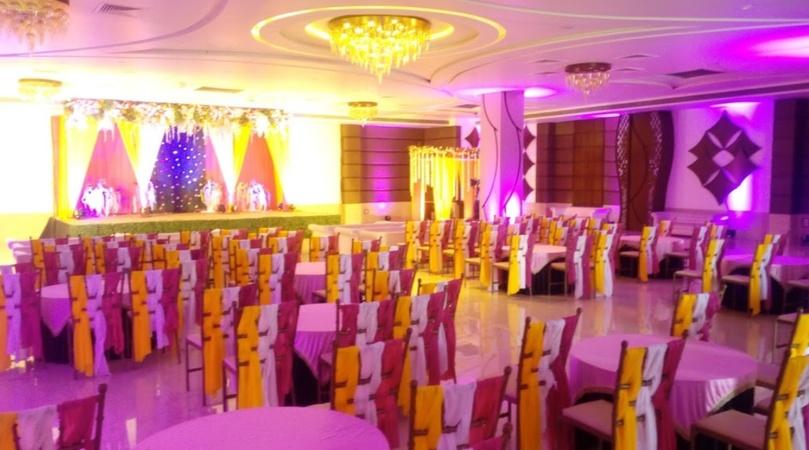 Hotel Prince Viraj Vijay Nagar Jabalpur - Banquet Hall