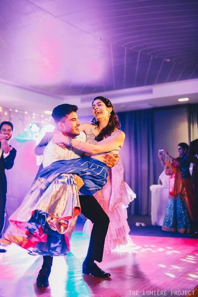 Adding romance and fun tot he dance performances!