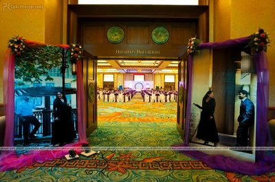 Photo entrance ideas