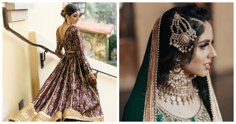 8 Bridal Outfits For The Bollywood Bride