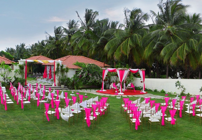 Outdoor Wedding Venues in Gurgaon to Plan Your Fabulous Open-air Weddings